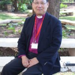 The Most Rev. Paul Kwong, archbishop and primate of Hong Kong Sheng Kung Hui and bishop of the diocese of Hong Kong Island, was elected chair of the Anglican Consultative Council today.